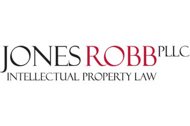 Jones Robb PLLC Logo - Intellectual Property Law