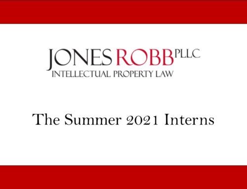 Summer Interns 2021